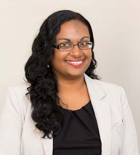 Catherine Ramnarine, Partner at M. Hamel-Smith & Co.