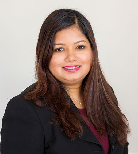 Cherie Gopie, Senior Associate at M. Hamel-Smith & Co.