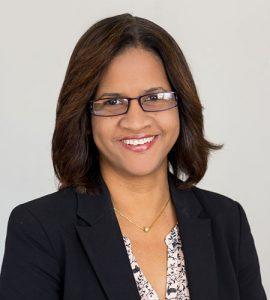 Giselle Romain, Senior Associate at M. Hamel-Smith & Co.