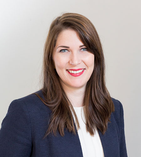 Melissa Inglefield, Senior Associate at M. Hamel-Smith & Co.