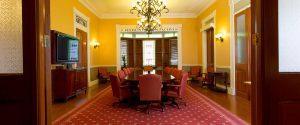 conference room at Hamel-Smith