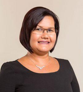 Nicole Ferreira-Aaron, Managing Partner at M. Hamel-Smith & Co.
