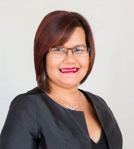Nicole Ferriera-Aaron