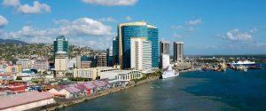 Gulf of Paria, Port of Spain, Trinidad and Tobago