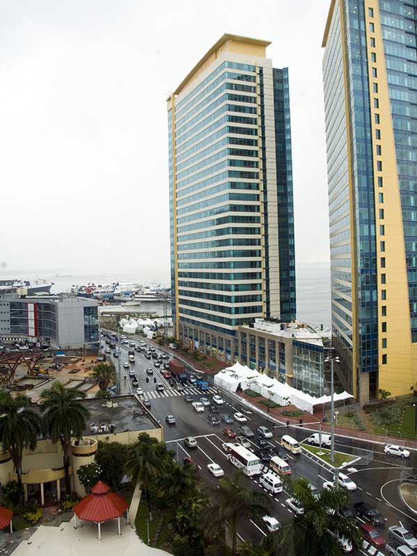 Hotels in downtown Port of Spain