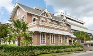 Hamel-Smith office building in Port of Spain Trinidad