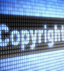 Copyright - intellectual property law